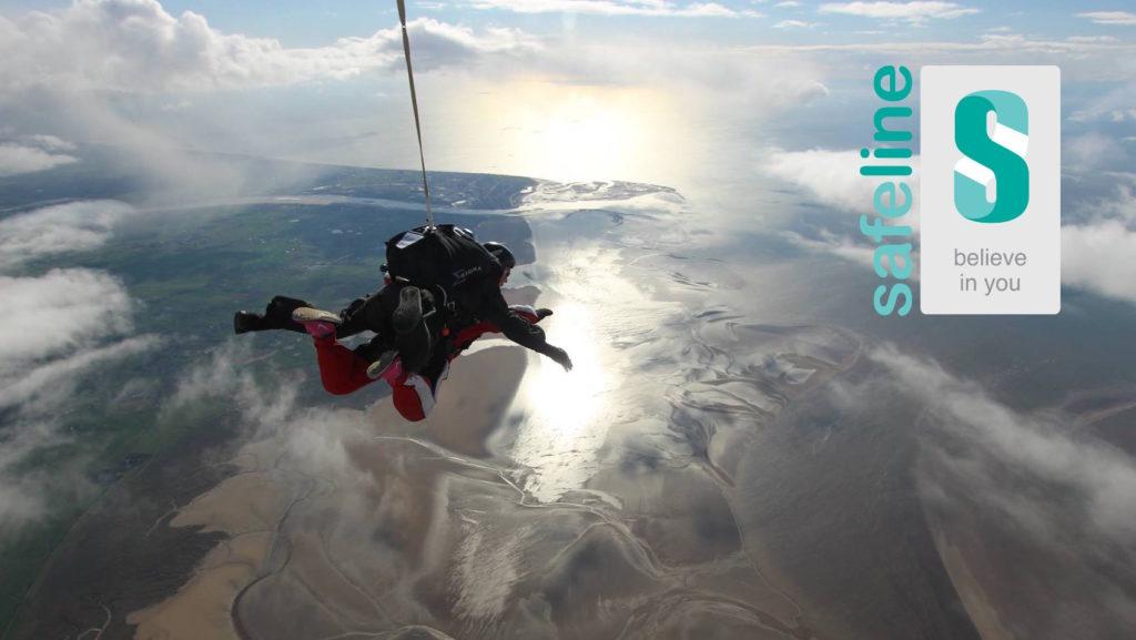 skydive take the leap